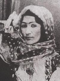 Хуршидбану Натаван