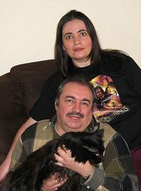 Марина и Сергей Дяченко